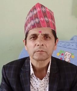 Dr. Baburam Acharya